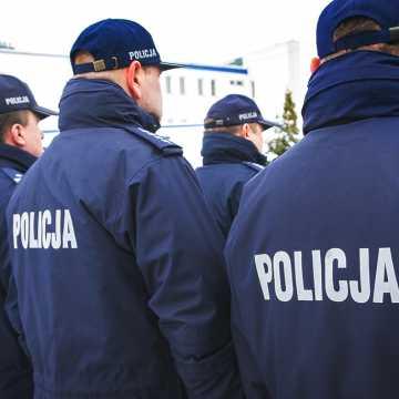 Wsparcie dla bełchatowskiej policji