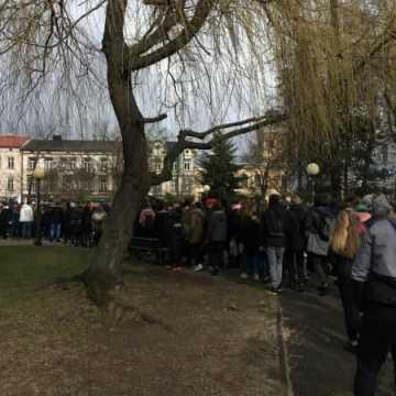 Młodzieżowy strajk klimatyczny w Radomsku