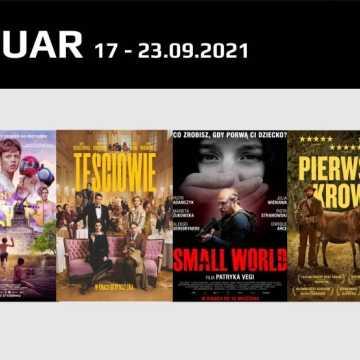 Kino MDK w Radomsku zaprasza. Repertuar od 17 do 23 września
