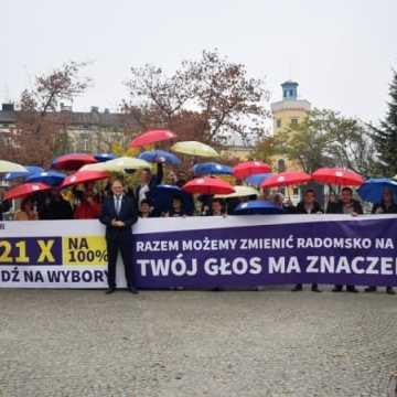 Jarosław Ferenc zaprasza na wybory