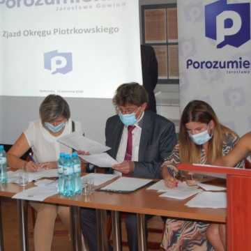 Wybory władz Porozumienia w Radomsku