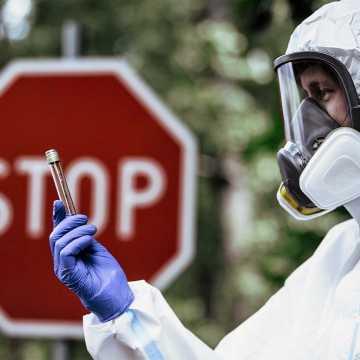 W Łódzkiem jest 1185 nowych zakażeń koronawirusem, w pow. radomszczańskim - 76