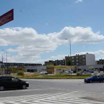 Budowa ronda przy ul. Jagiellońskiej – komunikat dla kierowców