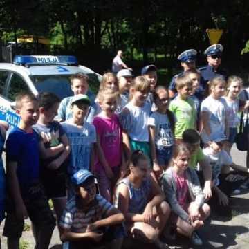Uczniowie PSP 5 zdawali na Kartę Rowerową
