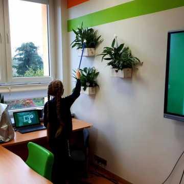 W PSP8 w Radomsku powstała nowoczesna ekopracownia