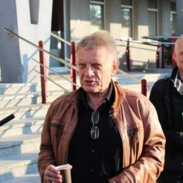 Porucznik Borewicz odwiedził Radomsko