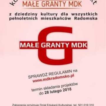 Granty od MDK