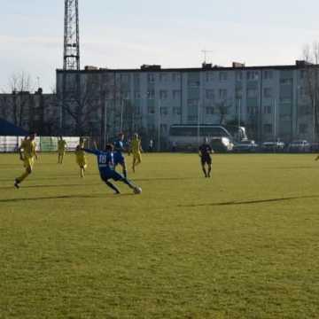 Porażka na zakończenie rundy. RKS Radomsko - Ursus Warszawa 0:1