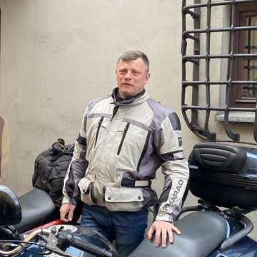 Motocyklowy Rajd Weteranów w Radomsku. Żołnierze odwiedzili groby poległych
