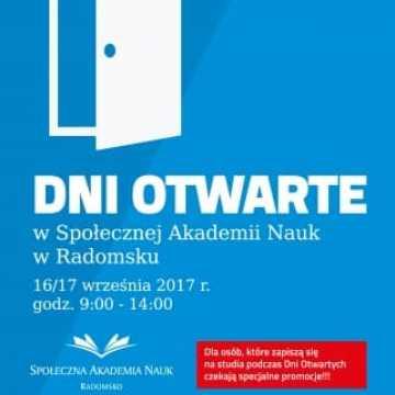 Dni Otwarte w SAN w Radomsku