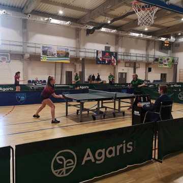 Tenisistki UMLKS Radomsko remisują dwa mecze w II lidze
