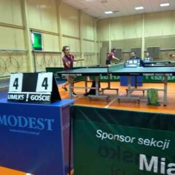 Przegrana tenisistek UMLKS Radomsko na inaugurację ligi