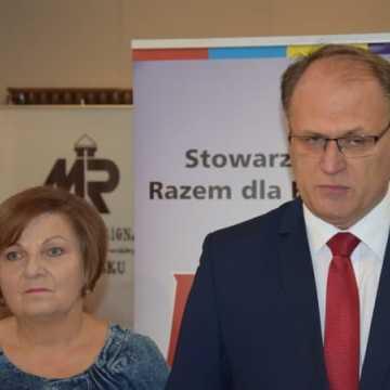 Jarosław Ferenc przedstawił radnych RdR i kolejne punkty programu
