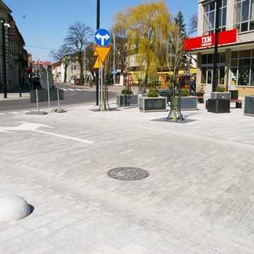 Ulica Reymonta oddana do użytku