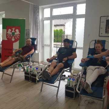 19 litrów krwi dla Elżbiety Hadrysiak z Wolborza