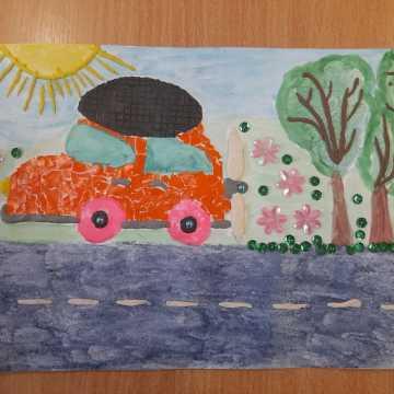 Gmina Ładzice: Dzieci tworzyły pojazdy przyszłości
