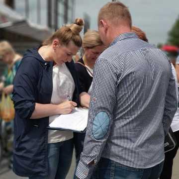 Ponad 4,5 tys. podpisów dla Trzaskowskiego w Radomsku