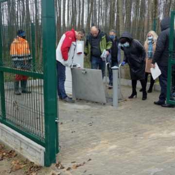 W Wielgomłynach dobiegła końca budowa sieci kanalizacji sanitarnej