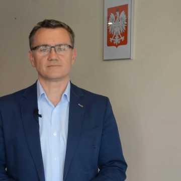 Wicestarosta Jakub Jędrzejczak do maturzystów: Powodzenia na maturze  i w dalszej edukacji