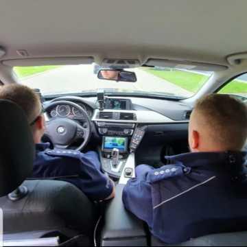 Zostań policjantem w białej czapce