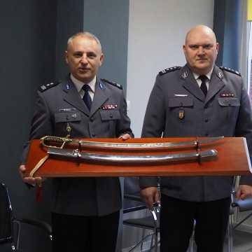 Zmiany w radomszczańskiej policji