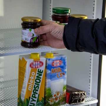 Lodówka społeczna już dostępna w Bełchatowie