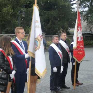 Radomsko uczciło 41. rocznicę podpisania Porozumień Sierpniowych