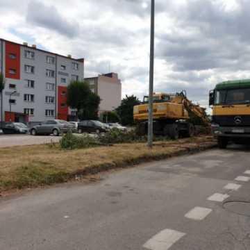Kolejne utrudnienia w ruchu w Radomsku. Ruszyła przebudowa ul. Jagiellońskiej