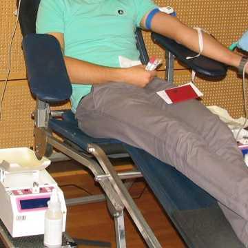 Krwiodawcza akcja w Kleszczowie