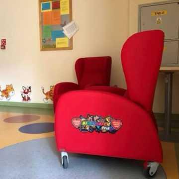 Nowy sprzęt od WOŚP w szpitalu w Radomsku