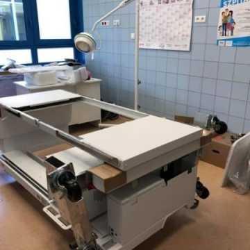Szpital wzbogacił się o densytometr