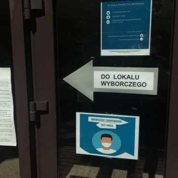 Wyniki pierwszej tury wyborów w Radomsku