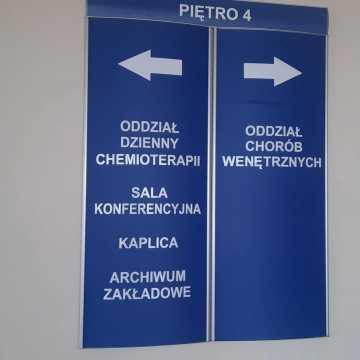 Wsparcie Kleszczowa dla szpitali z regionu. Dla szpitala w Radomsku – 150 tys. zł
