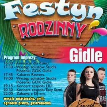 Festyn Rodzinny w Gidlach