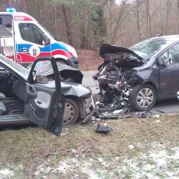Tragiczny wypadek w pow. piotrkowskim. Nie żyją mieszkańcy powiatu radomszczańskiego