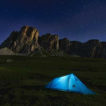 Wakacje pod namiotem – o czym pamiętać?