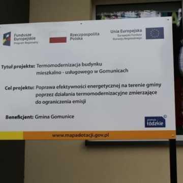 Joanna Skrzydlewska w Gomunicach