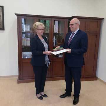 Renata Langier uhonorowana przez Polskie Towarzystwo Chemiczne