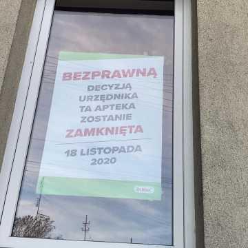 Czy działalność jednej z dwóch aptek w Kamieńsku zostanie wznowiona?