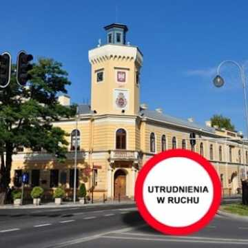 11 listopda utrudnienia w centrum Radomska