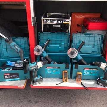 Nowy sprzęt dla strażaków z OSP Kamieńsk