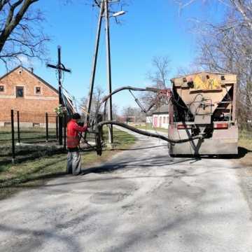 Gm. Wielgomłyny: trwają remonty bieżące dróg gminnych i dojazdowych