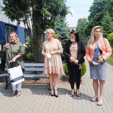 Łódzki kurator oświaty z wizytą w Radomsku