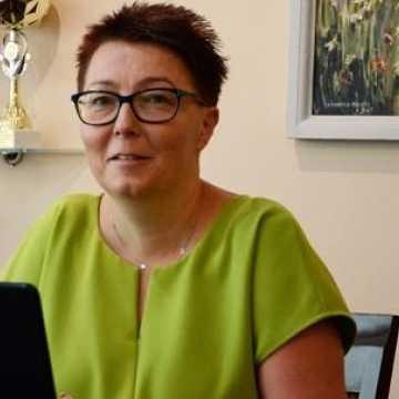Magdalena Jędrzejczyk nowym skarbnikiem powiatu radomszczańskiego