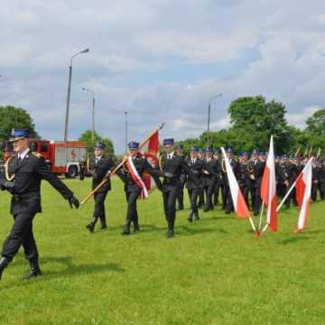 Powiatowy Dzień Strażaka w Dobryszycach
