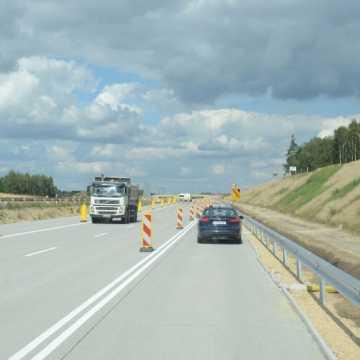 Utrudnienia w ruchu drogowym na A1 na wysokości Gąsek