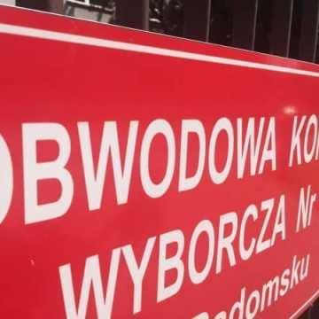 Skompletowano Obwodowe Komisje Wyborcze w Radomsku