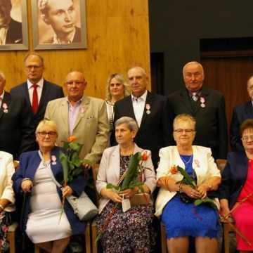 Przeżyli ze sobą 50 lat i więcej