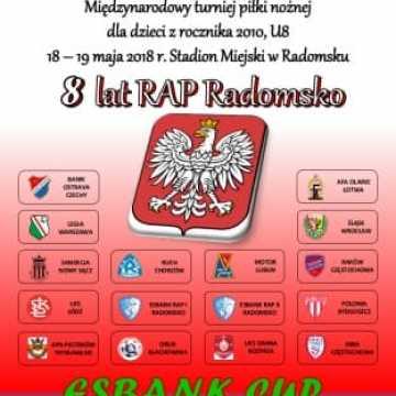 Urodzinowy turniej RAP-u