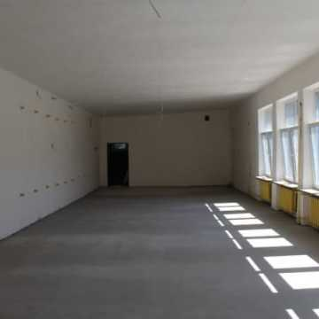 Trwa remont sali gimnastycznej w Specjalnym Ośrodku Szkolno-Wychowawczym